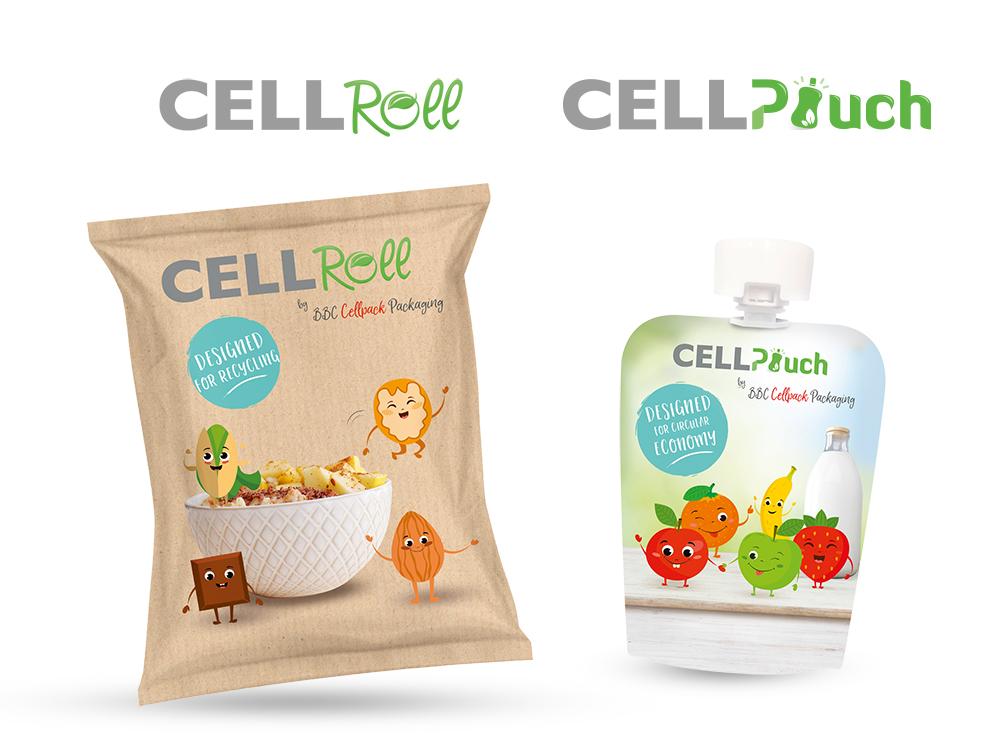 CFS sachet Cellroll, Poche Cellpouch
